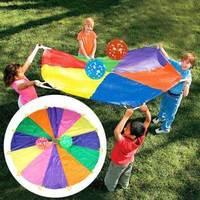 Umbrella Sensory Integration Theory toys team toys 1.8meters 3.6meters  parachute sense balloon umbrella outside sport