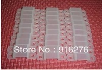 10mm Silicon led strip clip for fixing flexiable 10mm or 8mm led strip,wholesale 100pcs/ lot