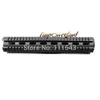 Funpowerland Long Version Generalism RIS Handguard 12 inch AR Quad Rail