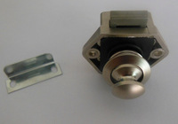 Keyless Push Lock/Latch/Catch RV Wardrobe drawer cabinet ambry boat motorhome  caravan cupboard  furniture lock
