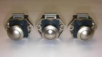 Free Shipping Diameter 20mm RV/Caravan/Boat/Motor home/cupboard mini push lock knob