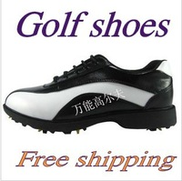 Free shipping 2014 New Golf Shoes Men Golf Shoes,  golf shoes men