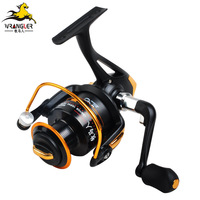 8 shaft gy3000 metal fishing reel fishing round long round wheel quality fish wheel