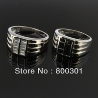 31717 sterling silver rings for men, wholesale fashion rings for men