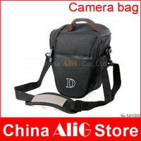 Camera Bag Waterproof Bag Lens Case For d40 d60 d80 d90 d3000 d3100 d3200 d5000 d5100 d5200 Free Shipping