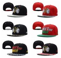 Free shipping Landtaylor fight the power baseball cap sun-shading adjust cap hiphop hip-hop cap