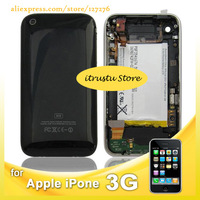 1PCS Replacement Back Complete Housing Cover Case Assembly with battery for iPhone 3G 8GB/16GB Black/White Colour FREE Ship