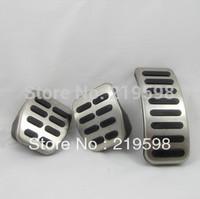 Car pedal for Vw polo bora lavida Golf 4 stainless pullo slip-resistant steel pedal accelerator pedal