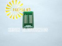 FREE SHIPPING 20PCS SOP32 turn DIP32 32pin  DIP 1.27mm turn DIP 2.54mm IC adapter Socket / Adapter plate  PCB