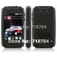 Waterproof Mobile phone 3.5inch Hummer H1 H1+ MTK6572A Dual Core GPS Android 4.2.2 ip67 Dustproof shockproof 960*640 2350MAh