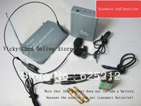 Huida Sh-600 Wireless Computer Microphone Lavalier Headset Professional Household