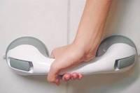 SUCTION CUP TUB BATH BATHROOM SHOWER GRAB BAR HANDLE Free shipping SUCTION CUP TUB BATH BATHROOM SHOWER GRAB BAR HANDLE #GS20