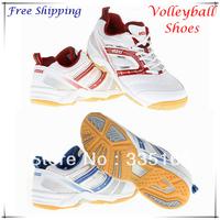 Brand New Women/Men Professional Volleyball Shoes,  Comfy & Wearproof  Double Breathable Net Sports Shoe  #JM09036  EURO36--46