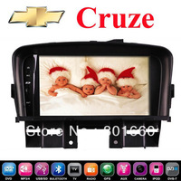 7 inch 2 Din Digital HD Car DVD Player with DVB-T for Chevrolet Lacetti II Support Wireless Transmission Technolo