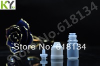 Wholesale -5ml PE childproof cap bottle with  10000pcs By FedEx