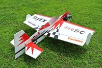 2013 New! Hokusei tryex330SC gas RC model airplane ARF all balsa areobatic aircraft plane funfly detachable wing hobby