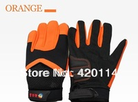 Outdoor racing gloves slip / breathable / shockproof free shipping