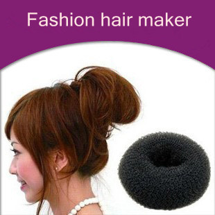 501 Ball head Hair Maker Donuts Hairdressing Tool The Bride  Fashion  Hair accessories Hairpin Barrette Hair band New pattern