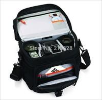 Lowepro Nova 180 AW  Digital SLR photographic Camera Shoulder Bag professional DSLR photo Backpack for canon and nikon