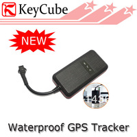 2pcs/lot New GT02 Waterproof GT02A-2 Vehicle Tracker TK110 Updated Built-In GSM, Mini Portable GPS Tracker Free Shipping