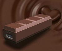 2013 perfect Christmas gift choice chocolate power bank