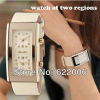 free shipping,two regions watch,Strap ladies watch fashion personality women's watch rhinestone fashion quartz watch
