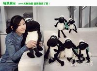 Shaun the Sheep 32cm cartoon dolls, girls day gift to send their children doll dolls plush toys wholesale Free Shipping