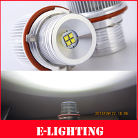 High Power 20W Cree LED Marker  for BMW E39 E60 E61 E87 E63 E64 E65 E66 E53 LED Angel Eyes