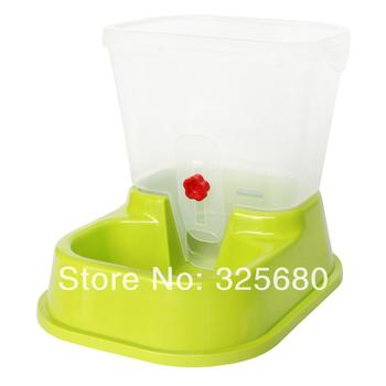 Dog Feeder Automatic Adjustable Size Cat Bowl Dog Bowl Pet Supplies Dog Eating Utensils