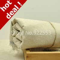 Free shipping Zakka style plain linen linen quilt handmade background on a single DIY million in plain linen decoration