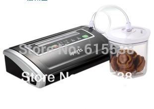 Aperts # VS5500 Vacuum Food Sealer Free Shipping Free 2 Rolls Bag,Small Vacuum Sealing Machine