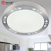 Lamp lighting modern brief led ceiling light lamp restaurant balcony kitchen light lx8022