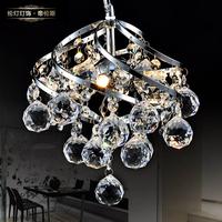 Lamp lighting modern brief fashion crystal pendant light bar crystal lamps 1013