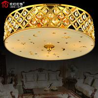 Medium-large modern brief led ceiling light lamp restaurant 8809 300*300MM