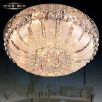 Lamp lighting modern led crystal fashion brief restaurant ceiling light lamp 2045 (450*450MM)