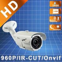 IPS New 960P Low Lux CMOS Sensor  Day/Night 2.8-12mm varifocal lens HD IP Megapixel Security Cameras (IPS-HA1312L)