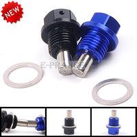 M12*1.25 Magnetic Oil Drain Plug &Oil Drain Sump Nut for NISSAN Toyota