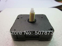 Wholesale 10 sets of mute scanning wall clock movement accessories Spindle Mechanism shaft length 20mm  BJ026