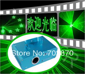 100mW Single Green animation/Cartoon laser light DMX DJ Stage Laser Light Best price and high quality guarantee(China (Mainland))