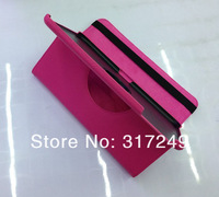 Rotary leather PU Case for Galaxy Tab 3 P5200 Rotate Cover Pouch Bag with stand for Galaxy Tab3 10.1 GT-P5200 Tab 3