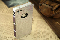 20pcs X Free Shipping for iPhone5 5G 5S Showkoo Armor Aluminum Cover Case, Cell Phone Case for iphone5