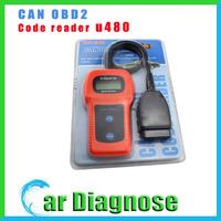 Promotion price U480 CAN OBDII/EOBDII Memo Scanner