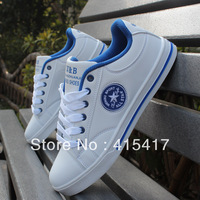 Men's popular casual shoes fashion elevator low skate shoes male single shoes