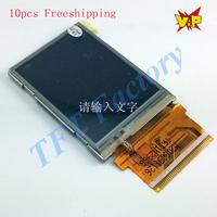 "Factory direct sale  2.4"" TFT LCD Module Dots 240 x 320 Dots 37pins IC ILI9325  Free shipping 10pcs"