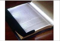 10pcs/Lot LED Reading Light Wedge Panel Book Light Paperback Night - Sample Free Shipping