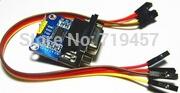 Livraison gratuite 10pcs/lot rs232 série ttl module max3232 puce. plaque de balai