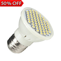 10 pcs/lot Free Shipping 2014 new designed e27 cool white warm White 3528 SMD 60 LEDs Light bulbs looking for distributor