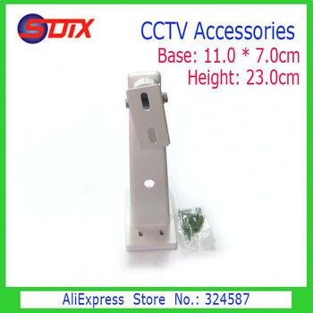 CCTV Camera Bracket  23.0 * 11.0 * 7.0cm Aluminum Alloy Material