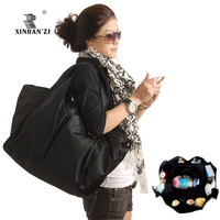 Nappy bag diaper bag multifunctional multi-pocket mother bag large capacity casual one shoulder travel bag