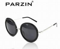 Round frame oculos retro sunglasses with good quality  9235 Free Shipping